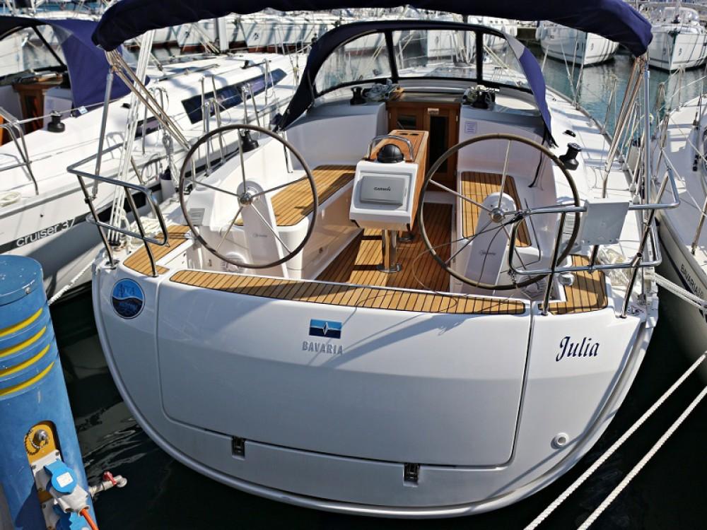 Boat rental Sukošan cheap BAVARIA C 37 BT