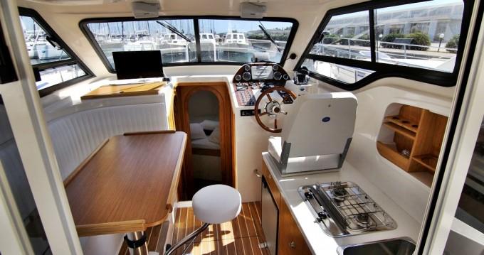 Boat rental Sukošan cheap VEKTOR 950 BT (15)