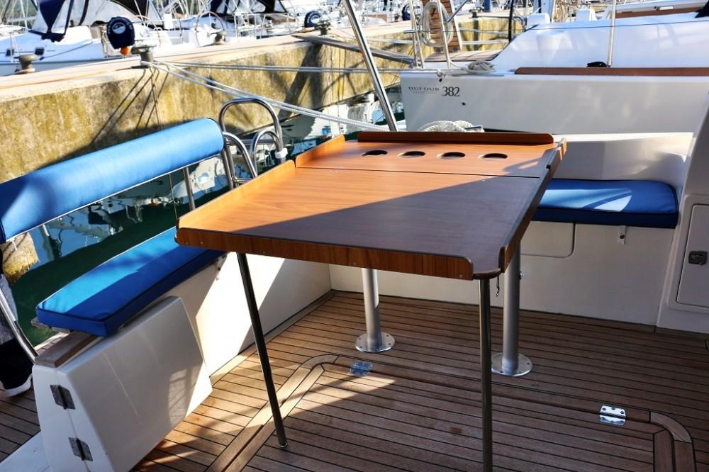 Rental yacht  - Sas Vektor VEKTOR 950 BT (15) on SamBoat