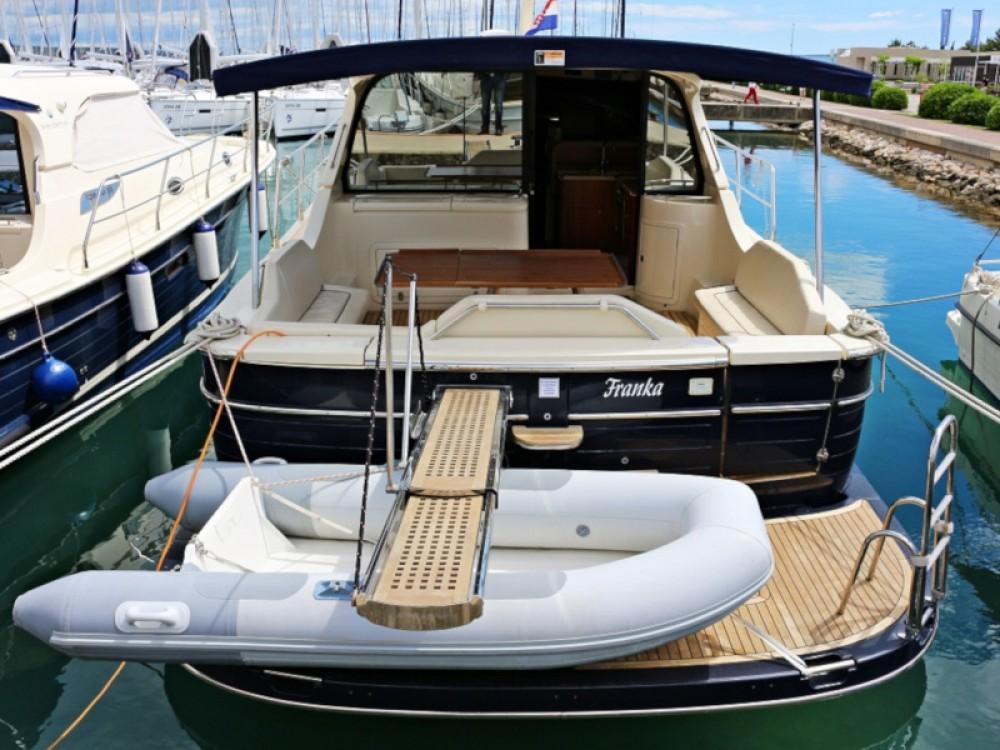 Boat rental Sas Vektor ADRIANA 44 BT (12) in Sukošan on Samboat