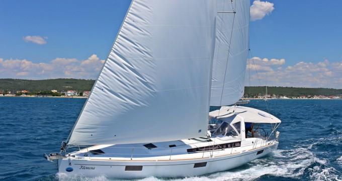 Rental Sailboat in Sukošan - Bénéteau OCEANIS 48 BT