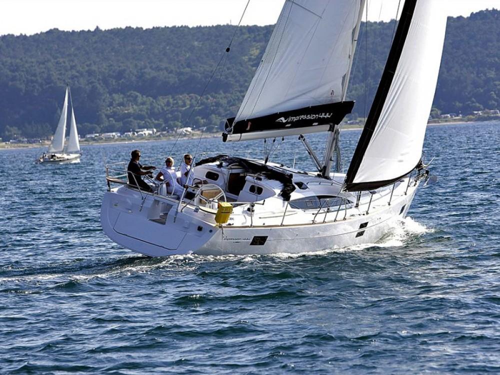 Rental Sailboat in Sukošan - Elan ELAN 444 Impression BT