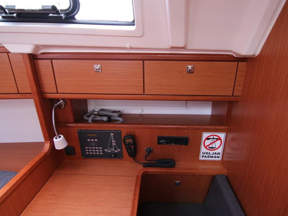 Boat rental Sukošan cheap BAVARIA C 41 BT