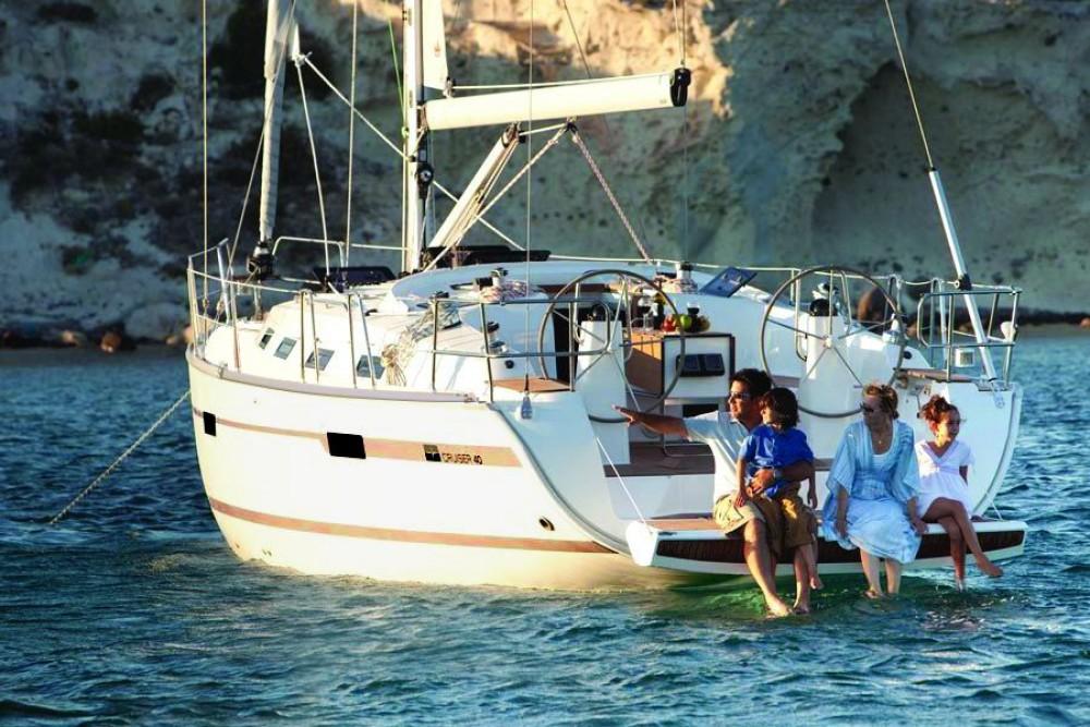 Rental yacht  - Bavaria BAVARIA C 40 BT on SamBoat