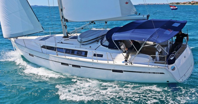 Boat rental Sukošan cheap BAVARIA C 46 BT