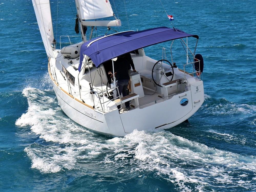 Rental Sailboat in Sukošan - Bénéteau OCEANIS 38.1 BT