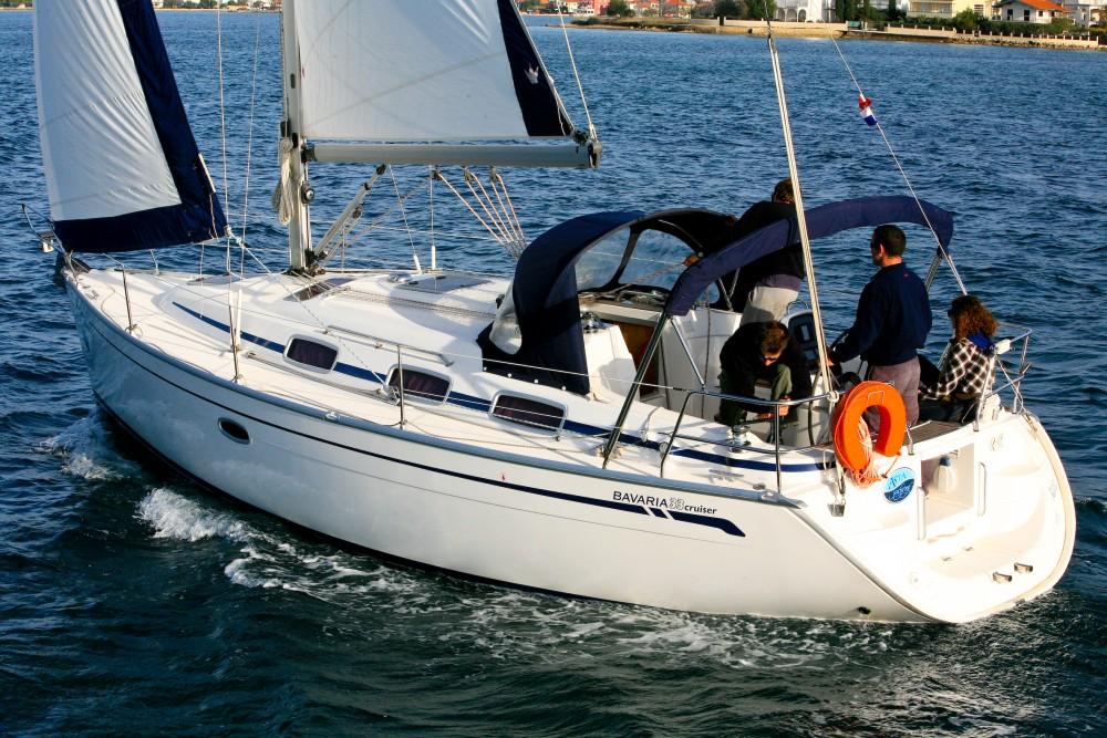 Boat rental  cheap BAVARIA 33 C