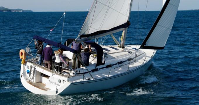 Rental Sailboat Triplast with a permit