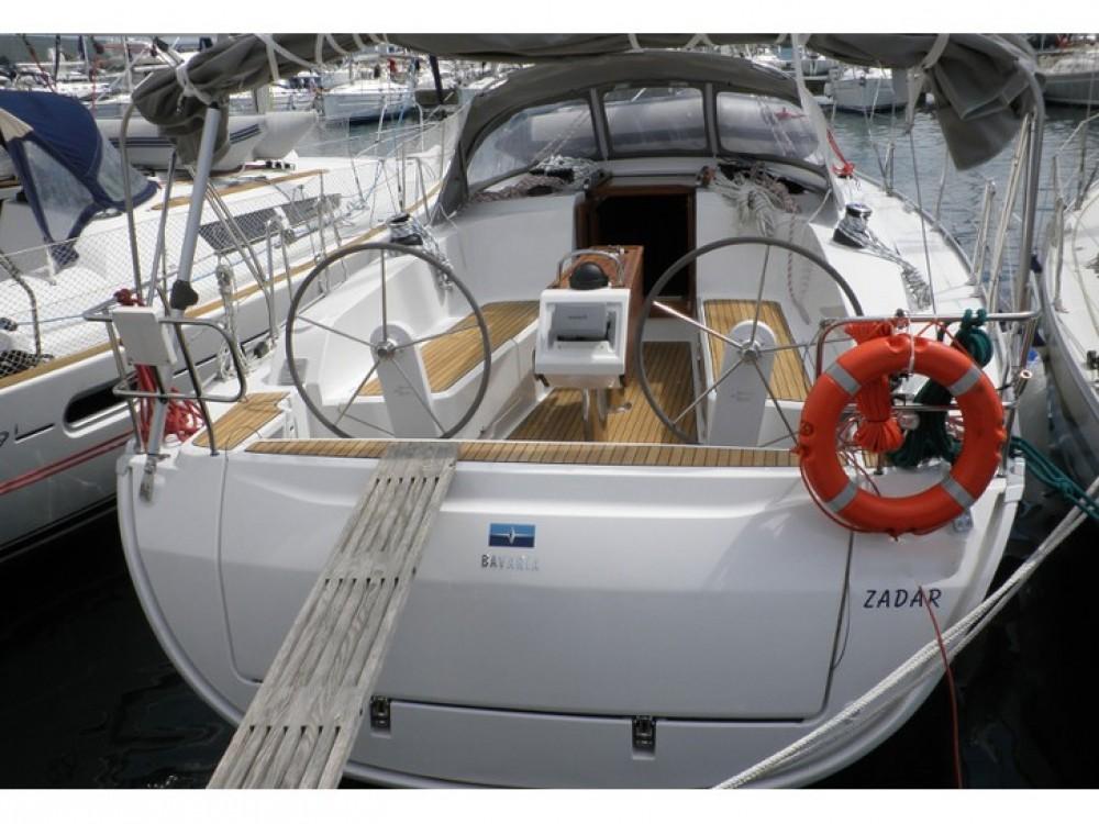 Bavaria Bavaria 41 Cruiser between personal and professional ACI marina Pomer
