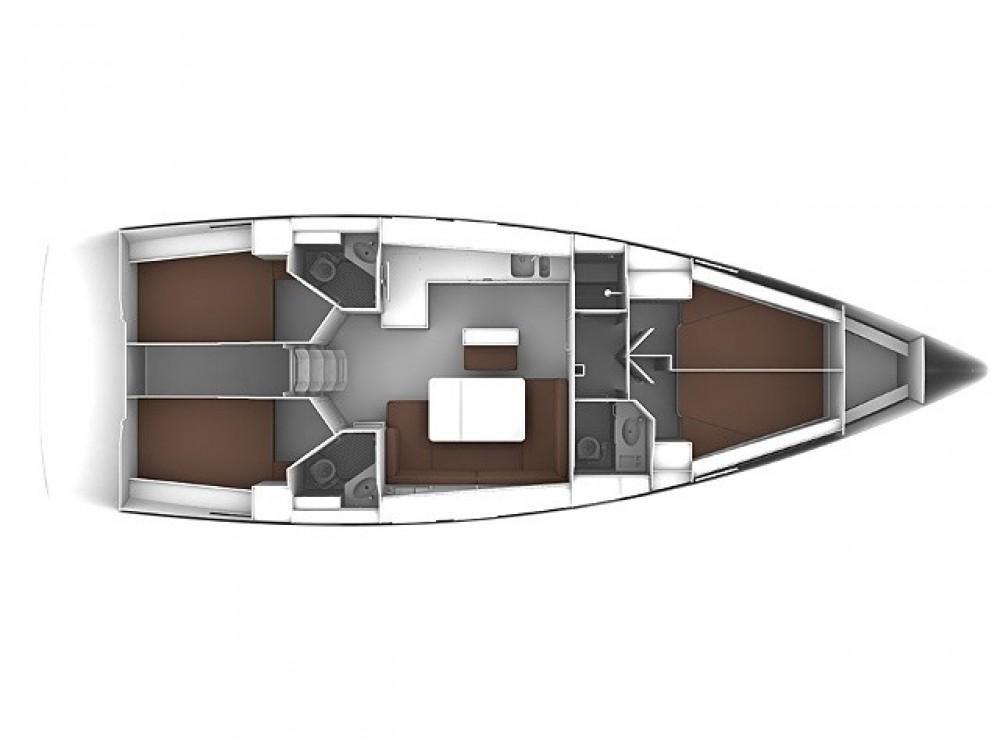 Boat rental ACI marina Pomer cheap Bavaria 46 Cruiser