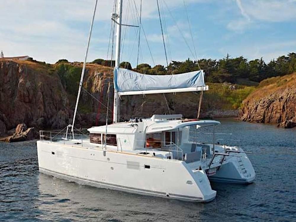 Boat rental Primošten cheap Lagoon 450  Flybridge