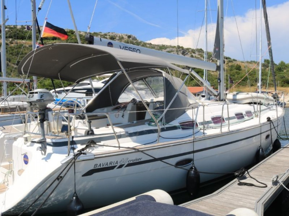 Boat rental Bavaria Bavaria 46 Cruiser Veritas edition in Skradin on Samboat