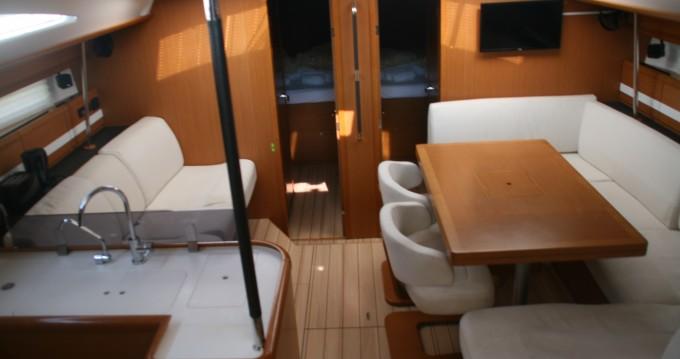 Boat rental Skradin cheap Jeanneau 53