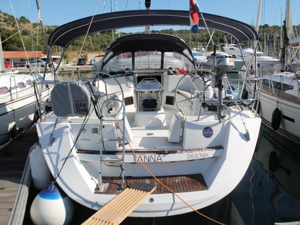 Rental Sailboat in Skradin - Jeanneau Sun Odyssey 49i