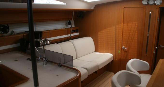 Rental Sailboat in Skradin - Jeanneau Jeanneau 53