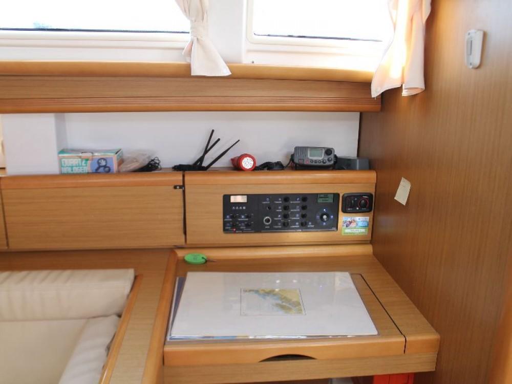 Rental yacht Skradin - Jeanneau Sun Odyssey 49i on SamBoat