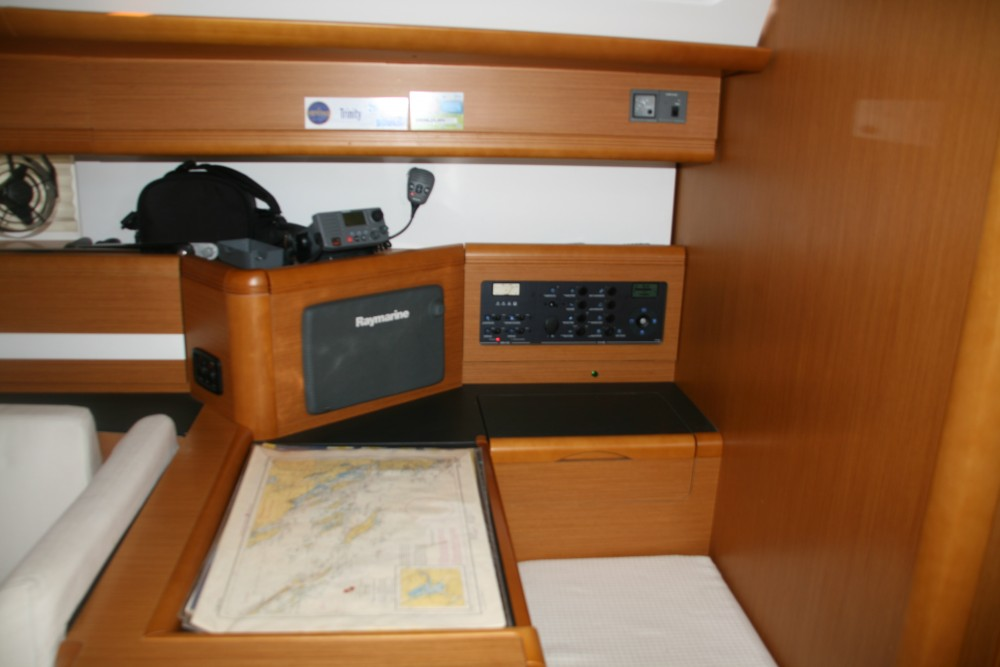 Boat rental Jeanneau Jeanneau 53 (4cab) in ACI Marina Skradin on Samboat
