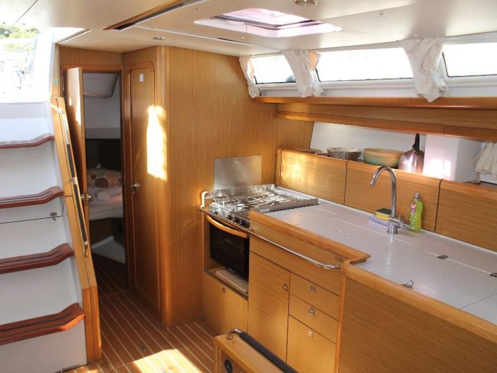 Boat rental Skradin cheap Sun Odyssey 49i