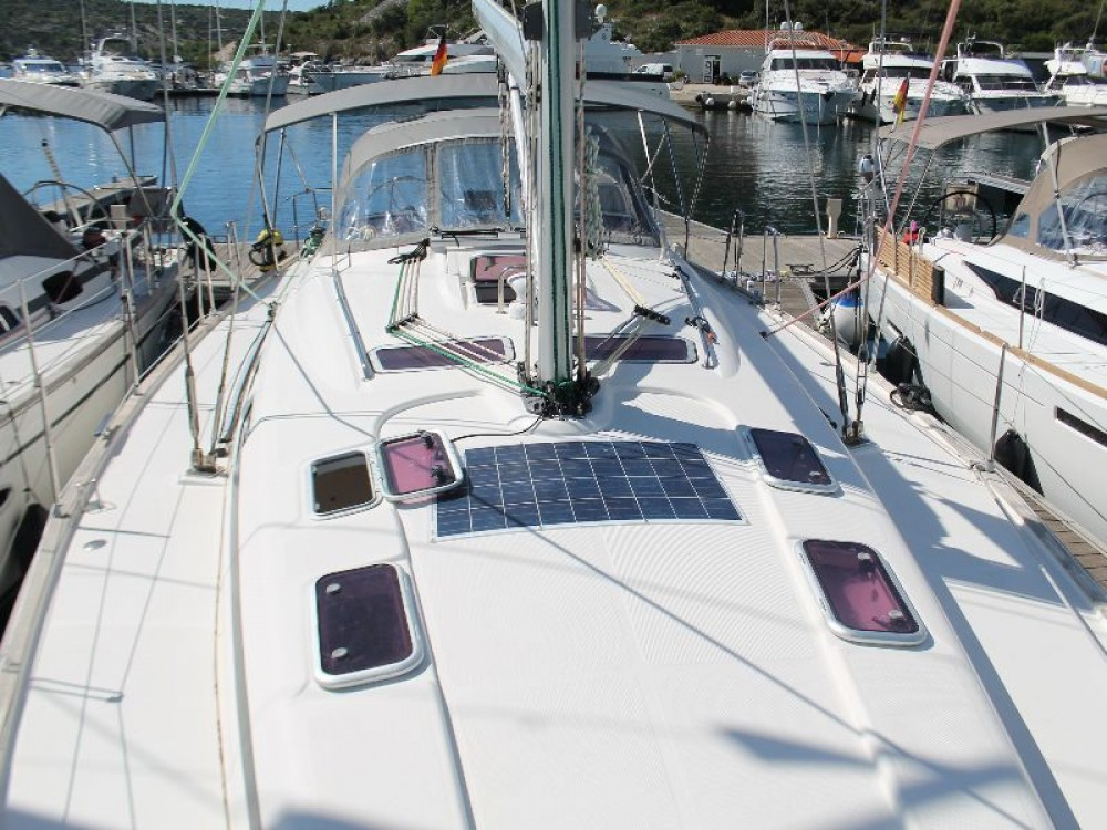 Rental Sailboat in ACI Marina Skradin - Bavaria Bavaria 46 Cruiser Veritas edition