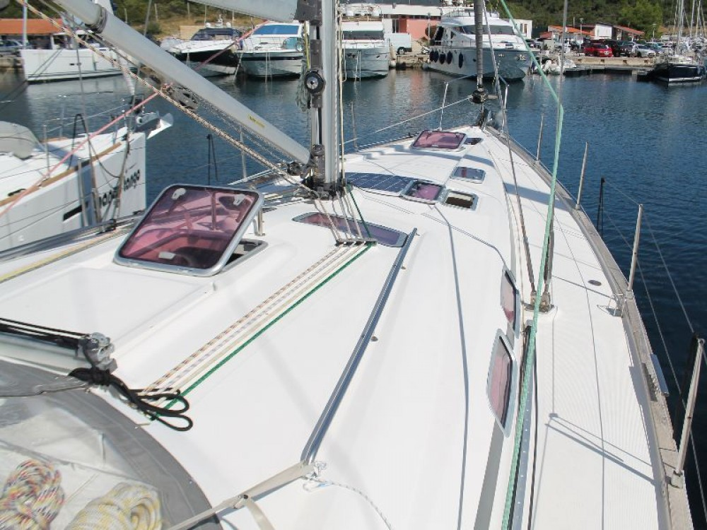Sailboat for rent ACI Marina Skradin at the best price
