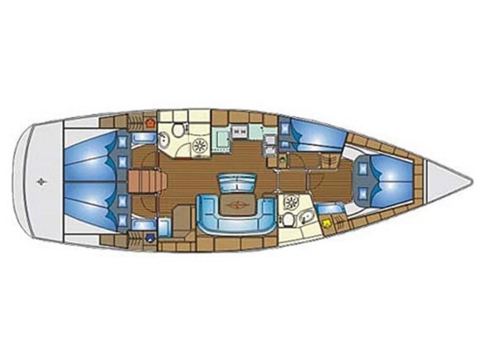 Rent a Bavaria Bavaria 46 Cruiser Veritas edition