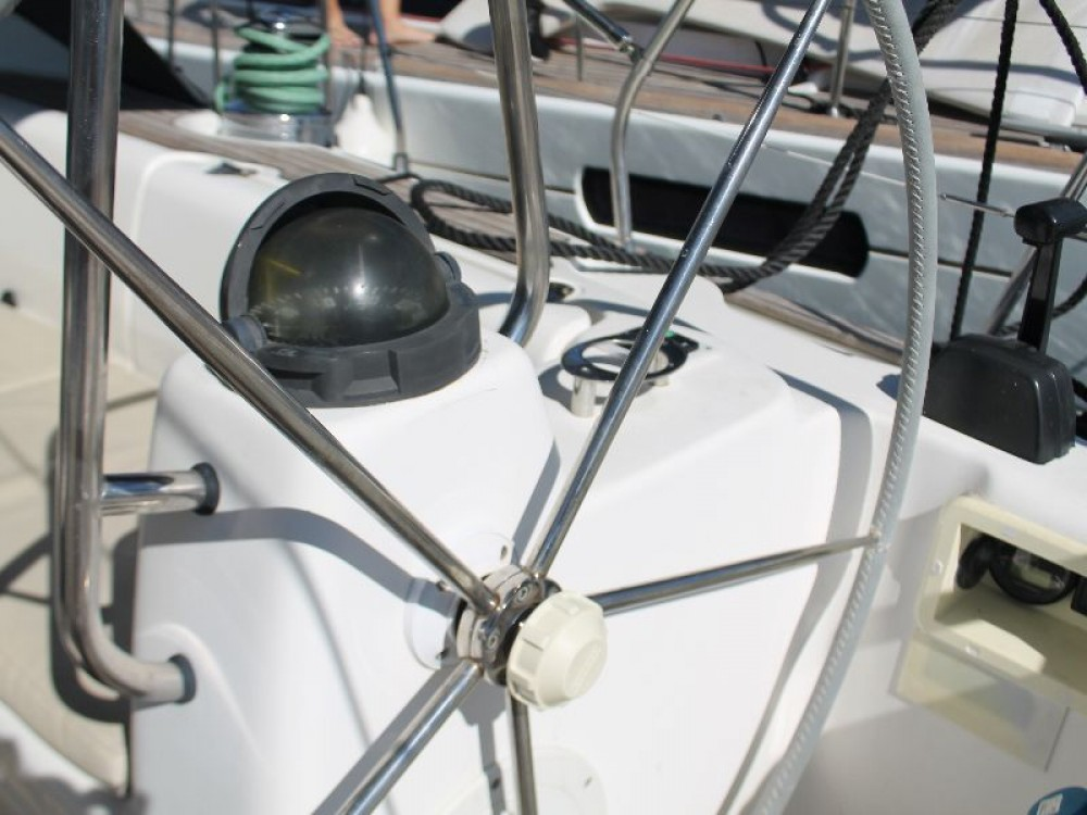 Hire Sailboat with or without skipper Bavaria ACI Marina Skradin