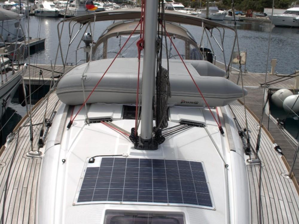 Rental Sailboat in Primošten - Jeanneau Sun Odyssey 389