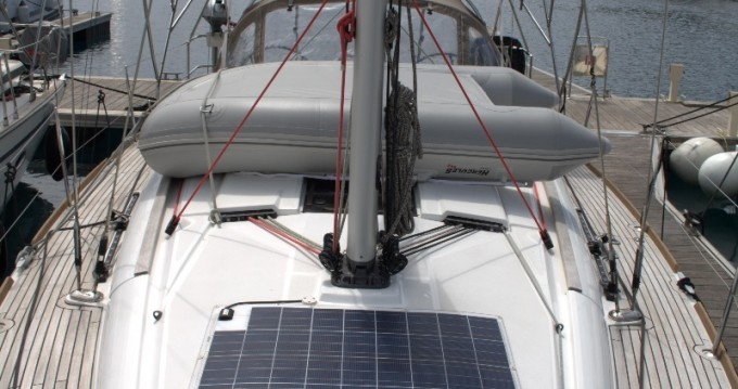 Rental yacht Trogir - Jeanneau Sun Odyssey 389 on SamBoat