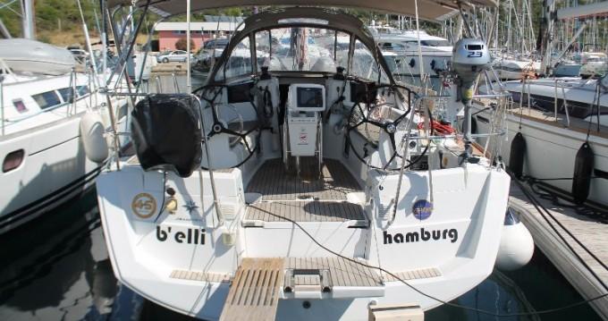 Rental yacht Trogir - Jeanneau Sun Odyssey 379 on SamBoat