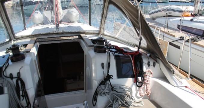 Boat rental Trogir cheap Sun Odyssey 379
