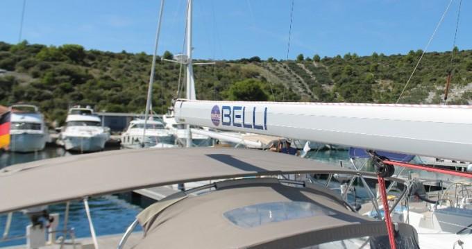 Boat rental Jeanneau Sun Odyssey 379 in Trogir on Samboat