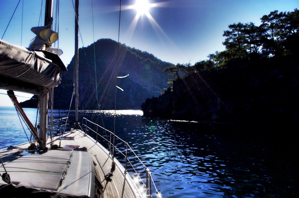 Rental Sailboat in Marmaris - Hanse Hanse 470e
