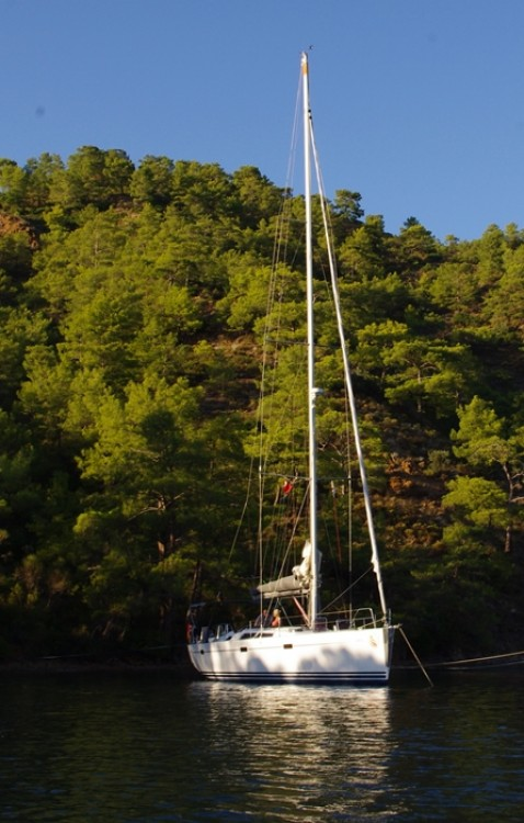 Hanse Hanse 470e between personal and professional Marmaris