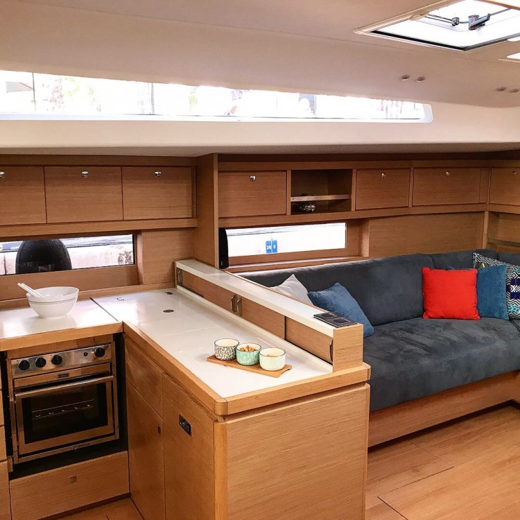 Boat rental Dufour Dufour 63 Exclusive in Rogoznica on Samboat