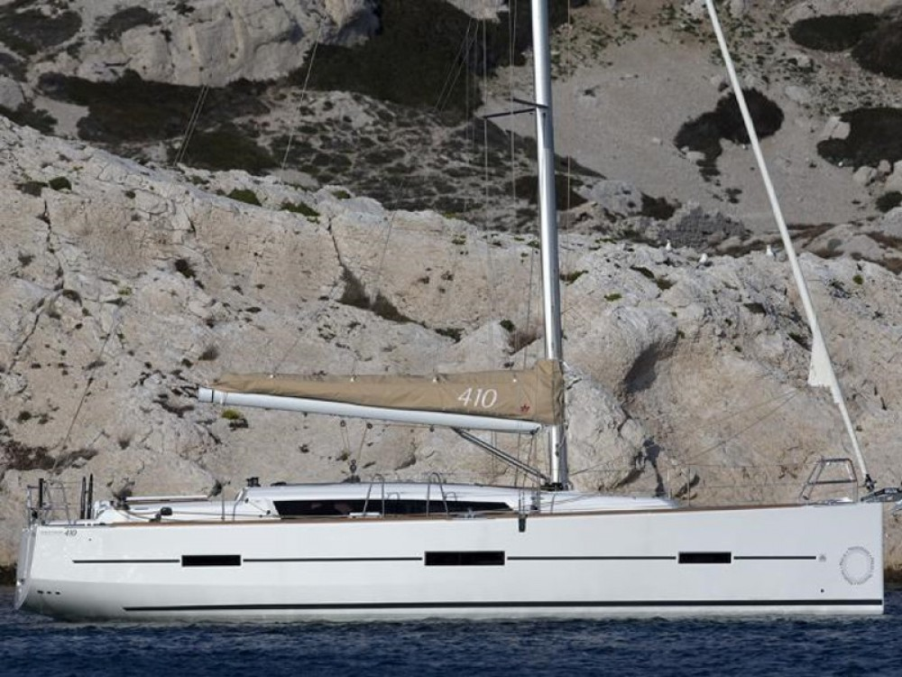 Rental yacht Rogoznica - Dufour Dufour 410 Grand Large 8  on SamBoat