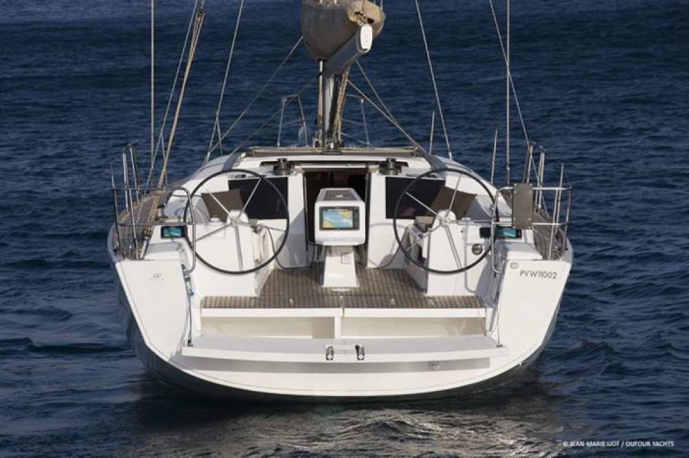 Boat rental Dufour Dufour 410 Grand Large 8  in Rogoznica on Samboat