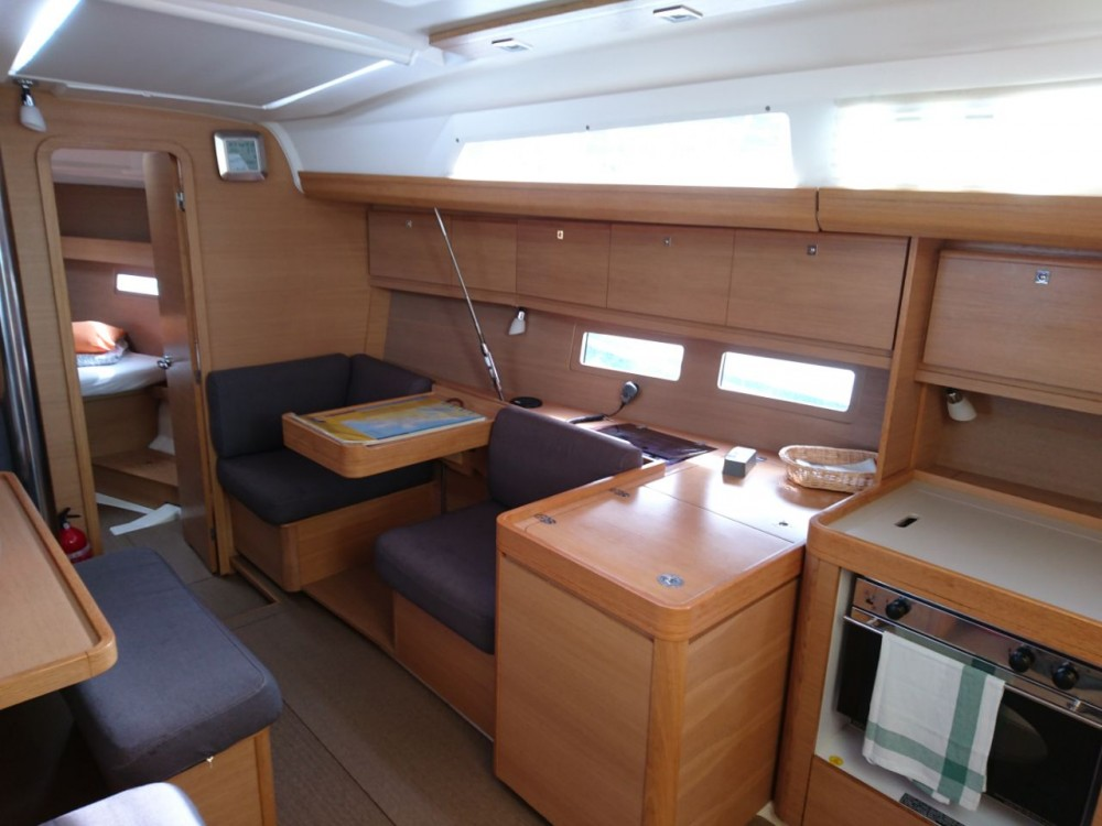 Boat rental Rogoznica cheap Dufour 410 Grand Large 8
