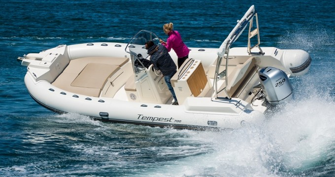 Boat rental Pag cheap BWA 26 Sport GT