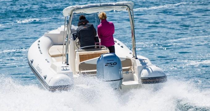 Rental yacht Pag -  BWA 26 Sport GT on SamBoat