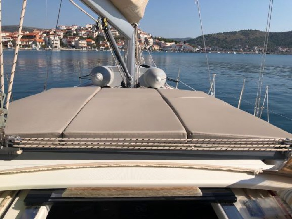 Dufour Dufour 410 Grand Large 8  between personal and professional Rogoznica