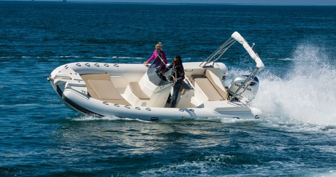 Rental Motorboat in Pag -  BWA 26 Sport GT