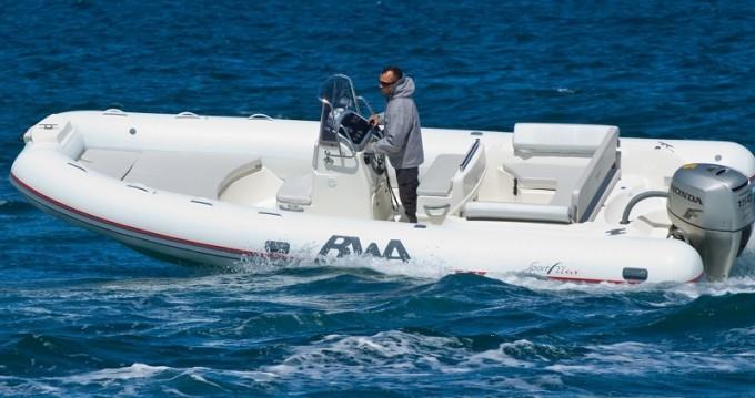 Boat rental  SPORT 22GT + Honda 150 in Sukošan on Samboat