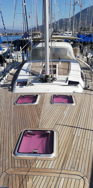Hanse Hanse 470e between personal and professional Fethiye