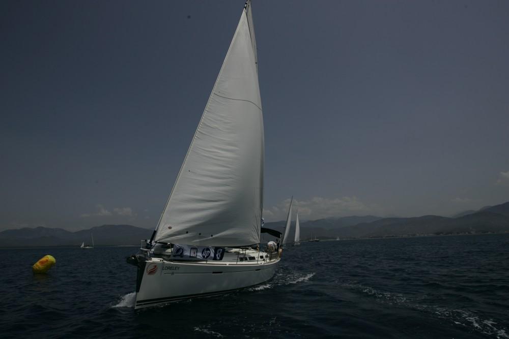 Boat rental Fethiye cheap Dufour 425