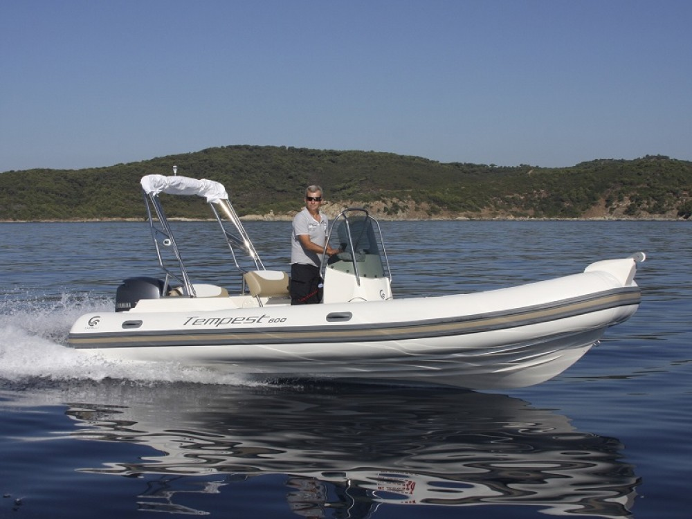 Hire Motorboat with or without skipper Cantiere Sukošan