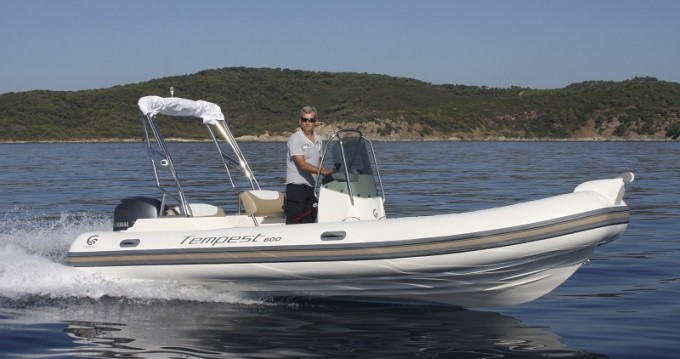 Hire Motorboat with or without skipper  Sukošan