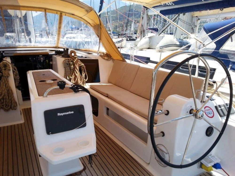 Hire Sailboat with or without skipper Dufour Marmaris