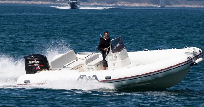Rental Motorboat in Pag -  SPORT 22GT + Suzuki 200
