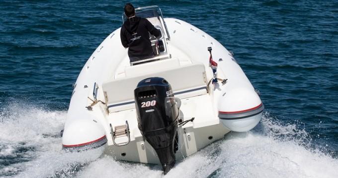 Boat rental  SPORT 22GT + Suzuki 200 in Pag on Samboat