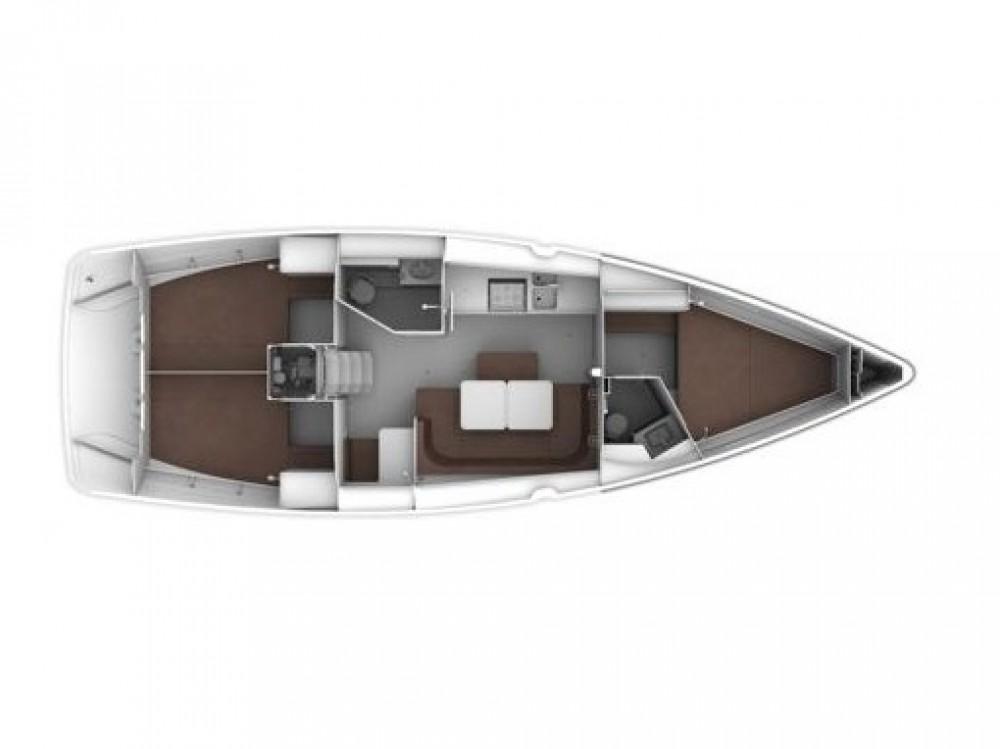 Rent a Bavaria Bavaria Cruiser 41 Marmaris